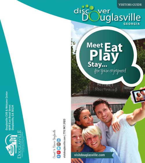 Douglasville Visitors Guide 2014
