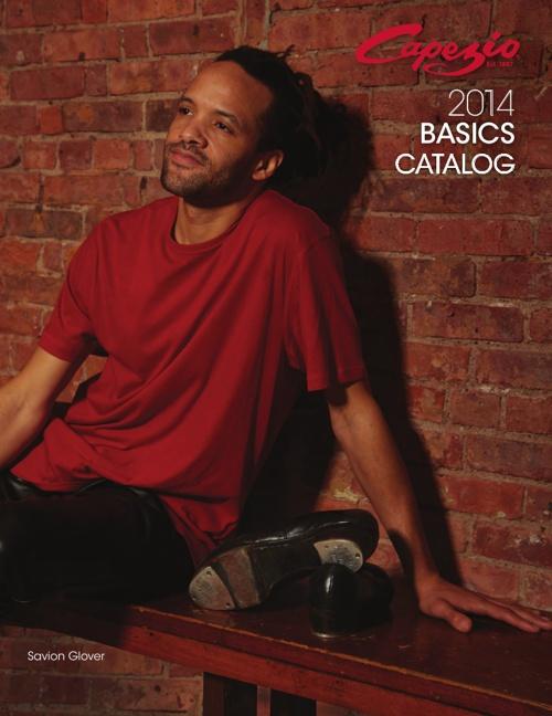 2014 Capezio Basics Catalog_Wholesale