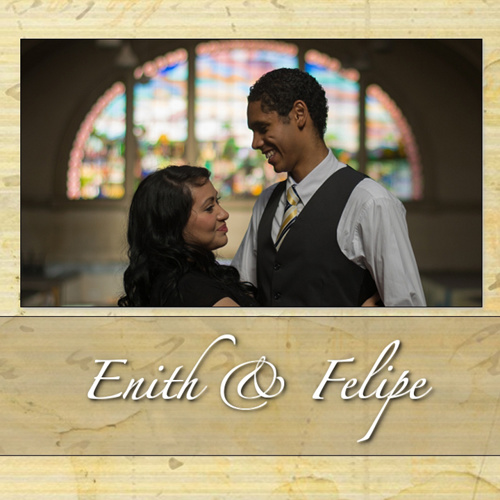 Enith & Felipe (Guestbook)