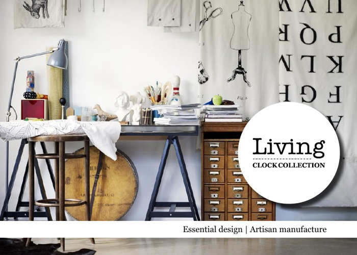 Living Clock Collection