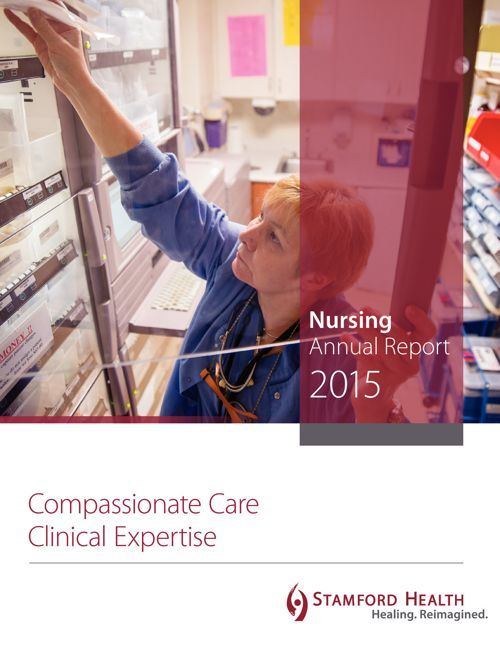 2015 Annual Nursing Report