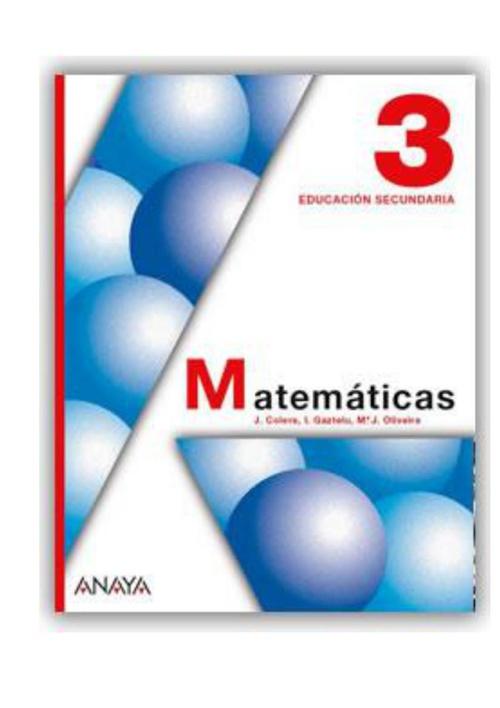 MATEMÁTICAS TEMA 9
