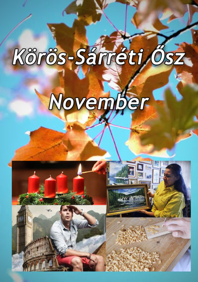 Körös-Sárréti Ősz November