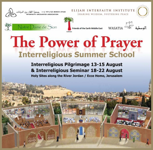 The Power of Prayer - Interreligious Summer School