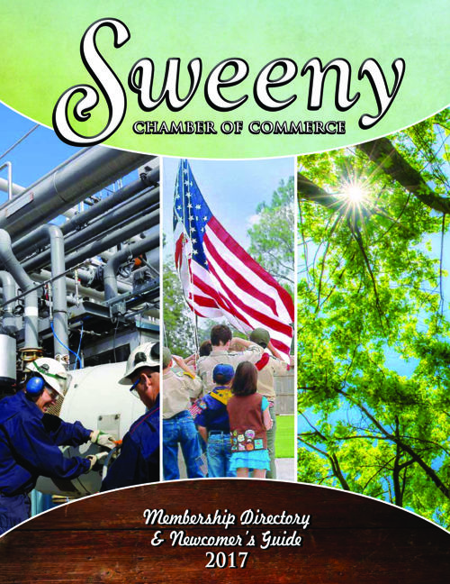 Sweeny Chamber Guide Sales Brochure Flipbook
