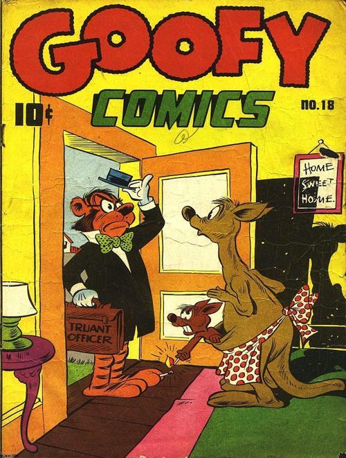 Goofy Comics #18
