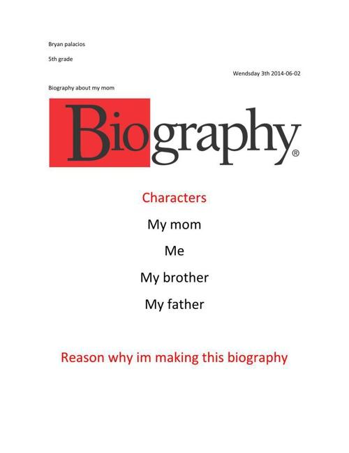 Bryan palacios biography