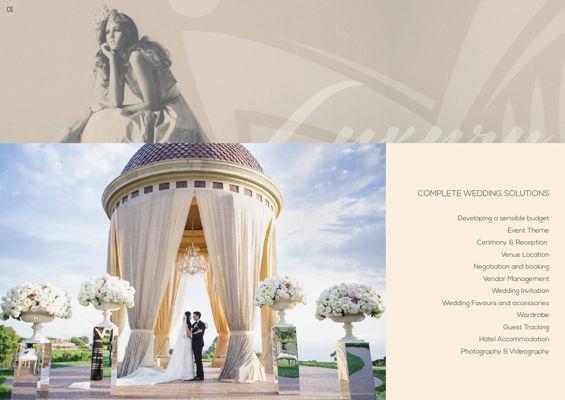 Impresario Luxury Weddings