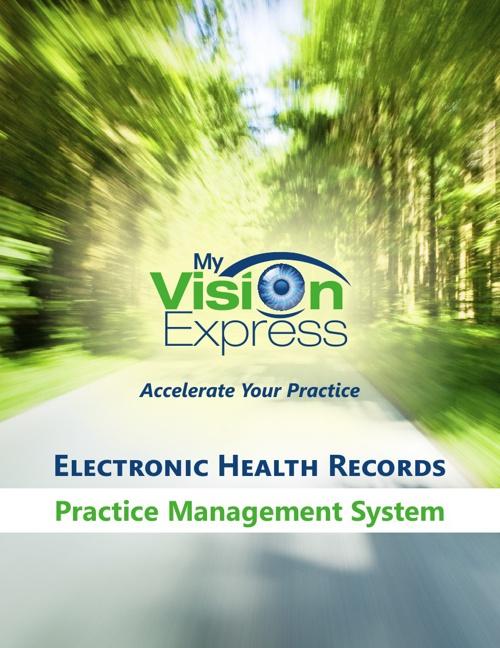 My Vision Express Brochure 2014