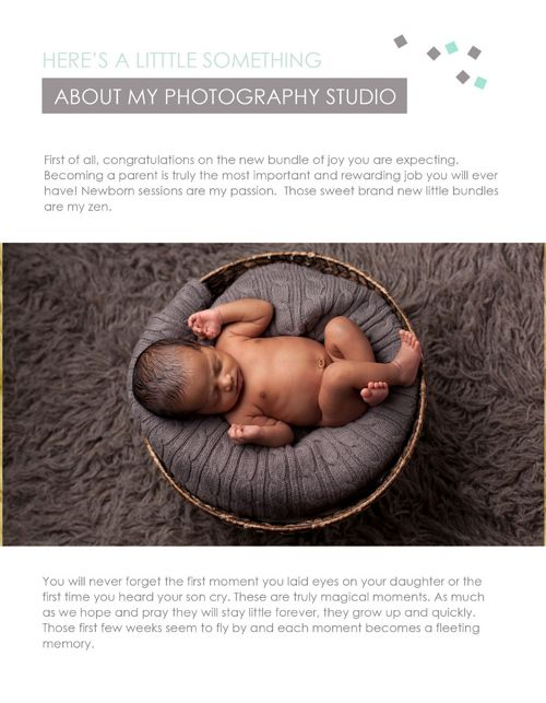 Everett, Snohomish County, Newborn photographer