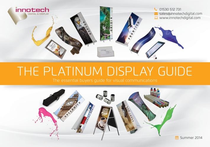 Platinum Display Guide Summer 2014