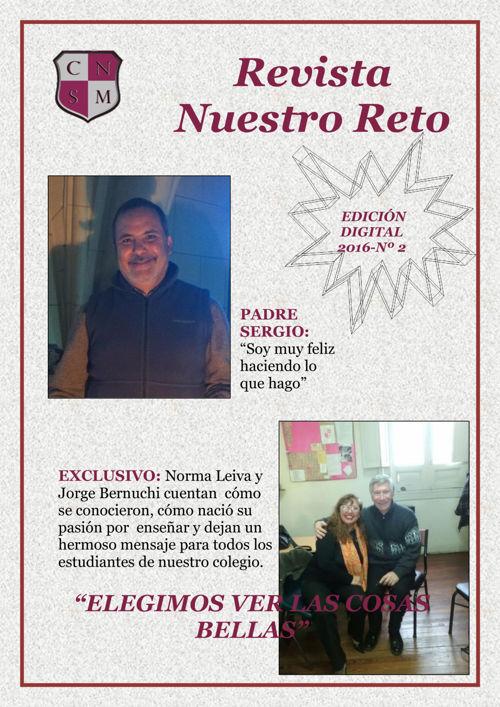 RevistaNuestroReto - 2º Edición - 2016