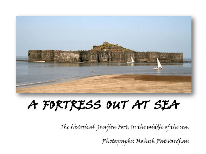 A Fortress out at Sea