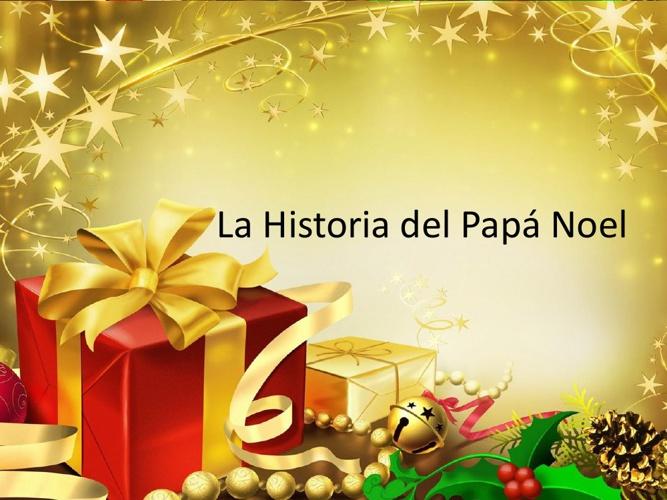 La Historia del Papá Noel