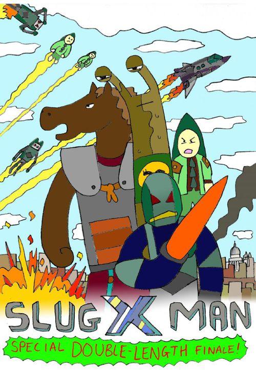 Slug-Man Episode 10