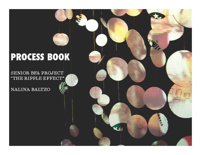 Senior Project Process Book