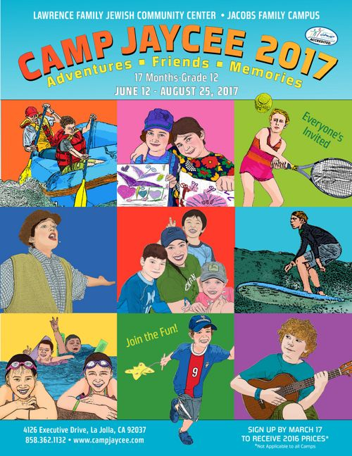 Camp Jaycee 2017 Brochure