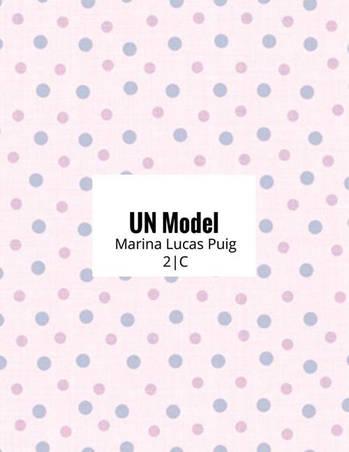 UN model.