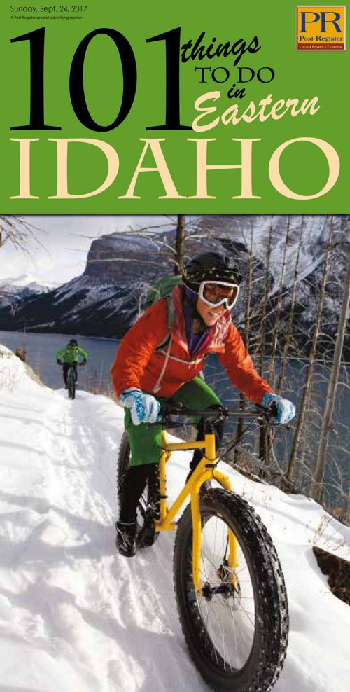 101 Things To Do in Eastern Idaho