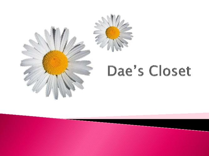 Shardae Brunson (Dae's Closet)