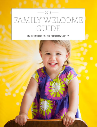 Roberto Falck Photography - Welcome Guide