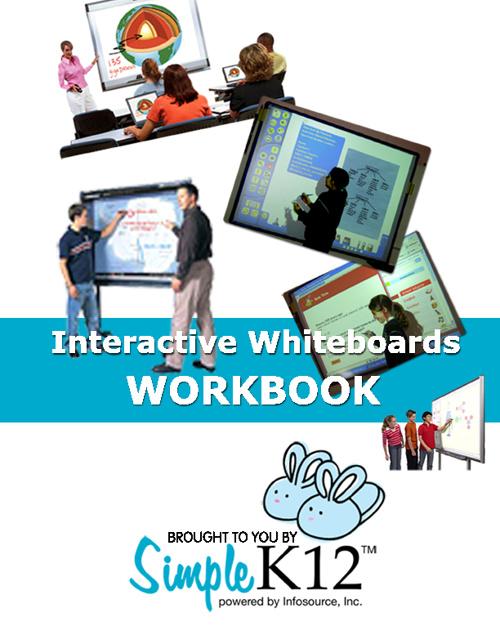 Interactive Whiteboard workbook