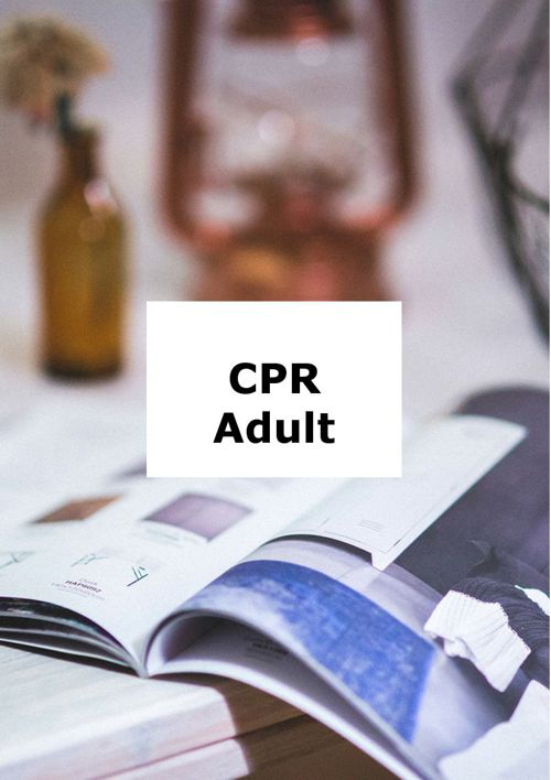 CPR Adult Test