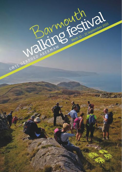 Barmouth Walking Festival Guide 2015