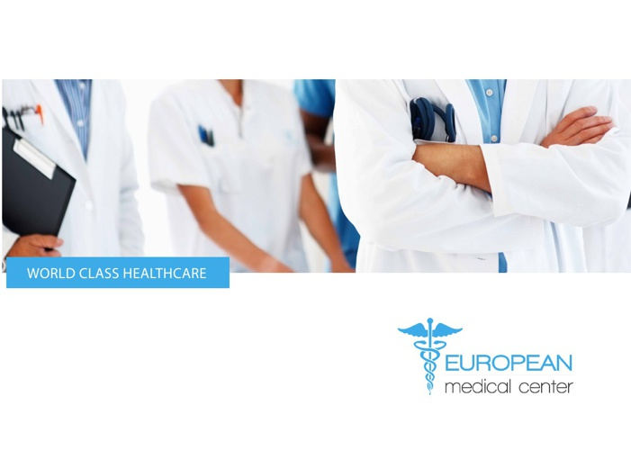 European Medical Center - English
