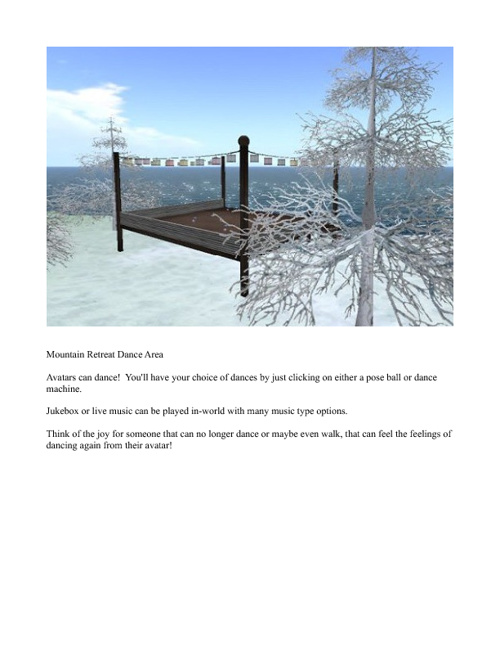 Mountain Retreat Sim