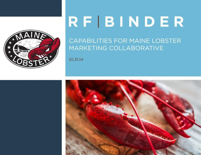 RFB_MaineLobsterMarketingCollaborative_103114