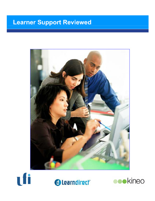 Learner Support Reviewed