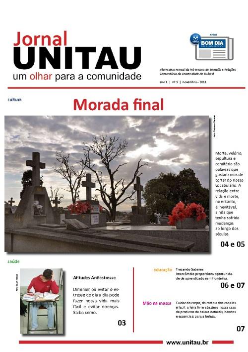 Jornal Unitau 5ª Edição