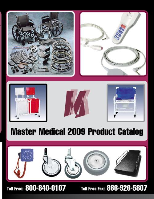Master Medical Group catalog