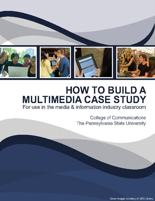 Build a multimedia case study - Media & information industry