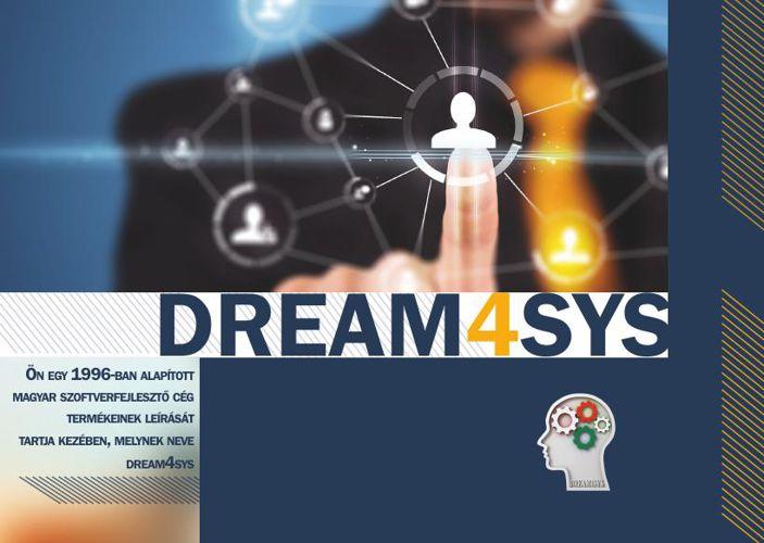 Dream4Sys Vállalatirányítási Rendszer