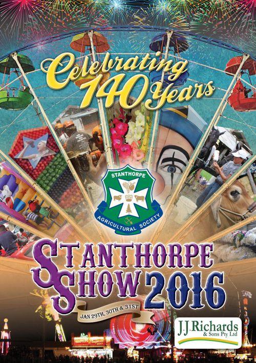 Stanthorpe Show Schedule