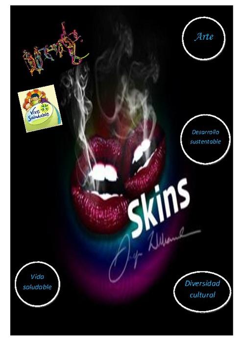 Revista Skins.