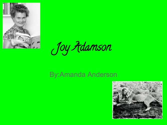 P.6 Anderson Adamson