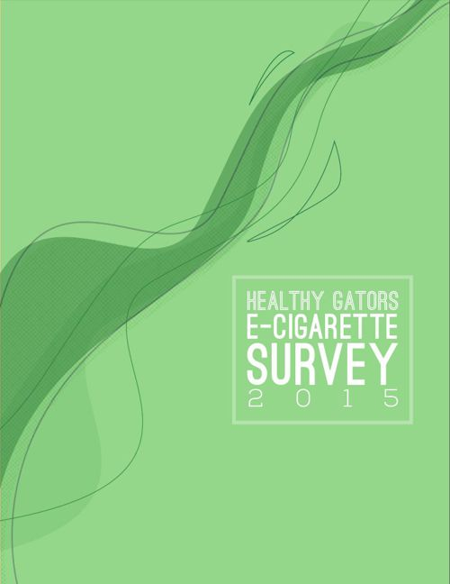 2015 eCigarette Survey Report