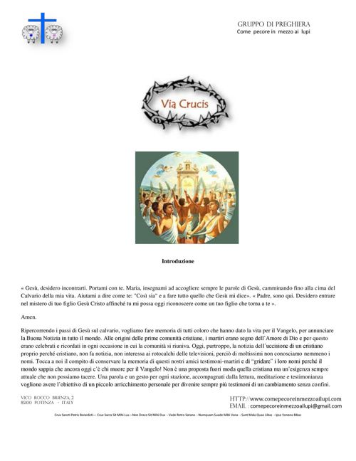 via crucis venerdì 24 marzo 2017 Cattedrale di Potenza