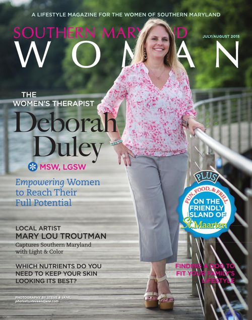 Southern Maryland Woman July/August 2015