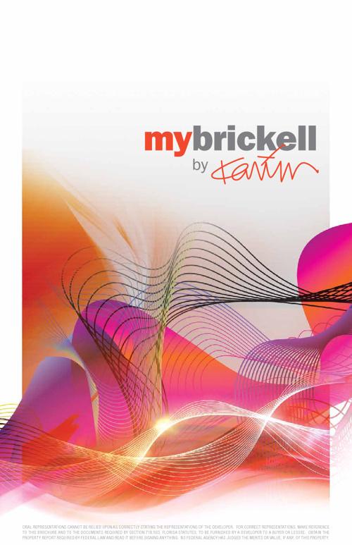 MyBrickell Brochure