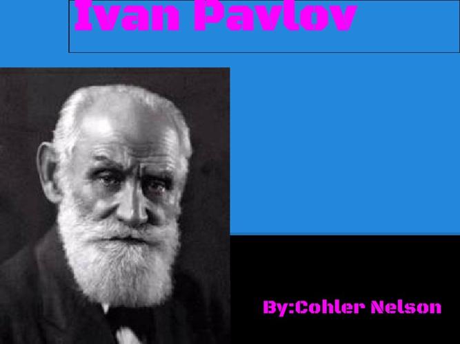 P.6 Nelson Pavlov
