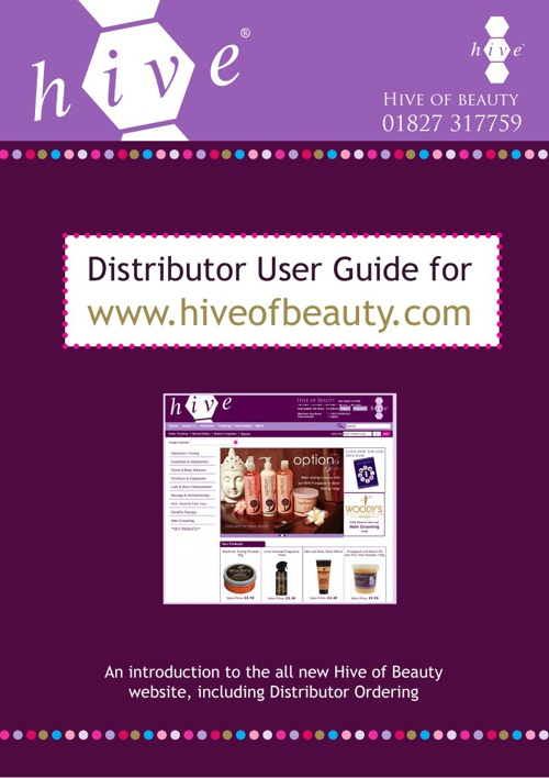 Website User Guide