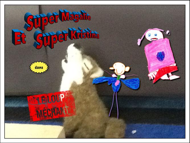 Super-magalie-et-Kristina