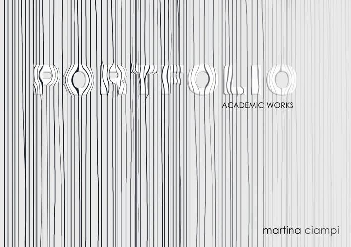 portfolio martina ciampi