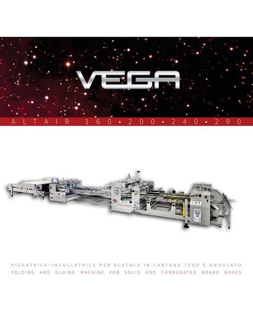 VEGA-ALTAIR 162-202-242-292 Brochure