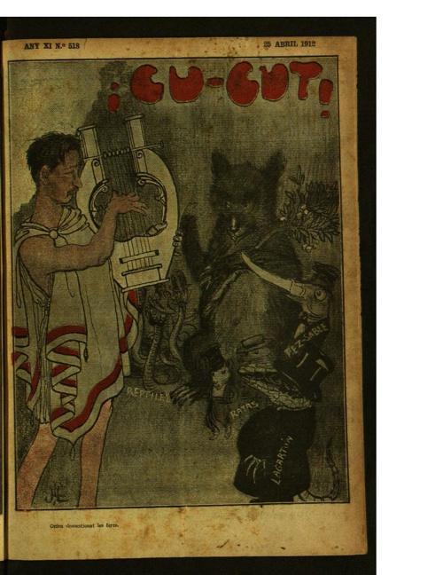 Cu cut num 518 abril 1912
