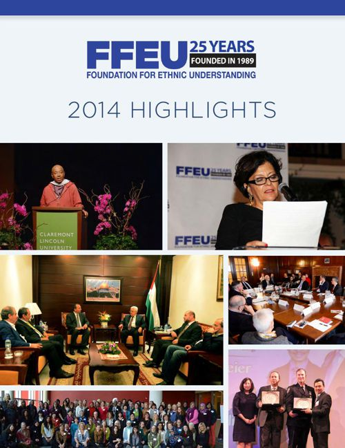 FFEU 2014 Highlights Brochure